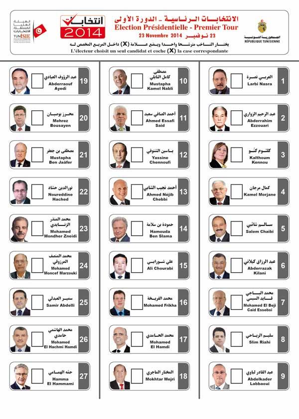 bulletin-vote-president