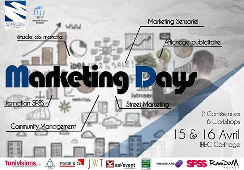 marketing-days-affiche