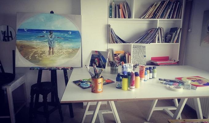tableau Amira Mtimet