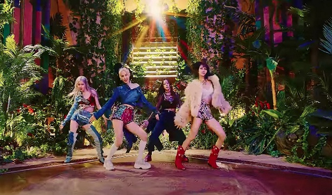 Le groupe Blackpink bat le record de visionnements sur YouTube