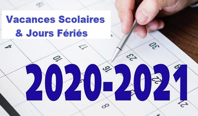 Tunisie : Calendrier des vacances scolaires et jours fériés de l