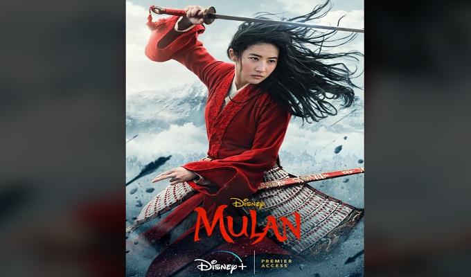 Quand le film sera disponible en France sur Disney — Mulan