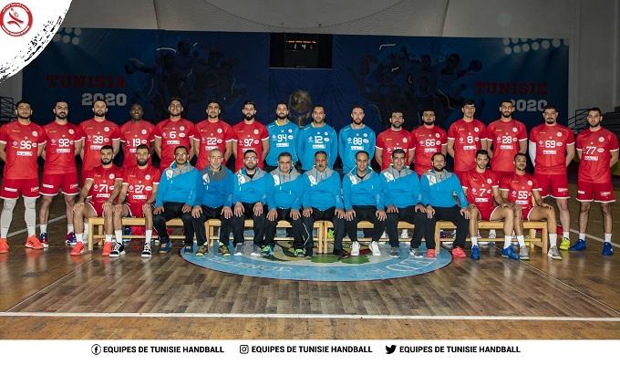 Mondial Hand 2021: Calendrier des matchs de l'équipe tunisienne