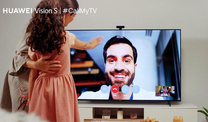 La télévision de nouvelle génération : HUAWEI vision S ''call my tv '' | Tekiano :: TeK'n'Kult