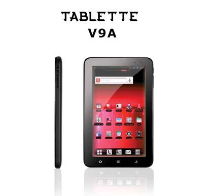 ZTE-Tablette-V9A