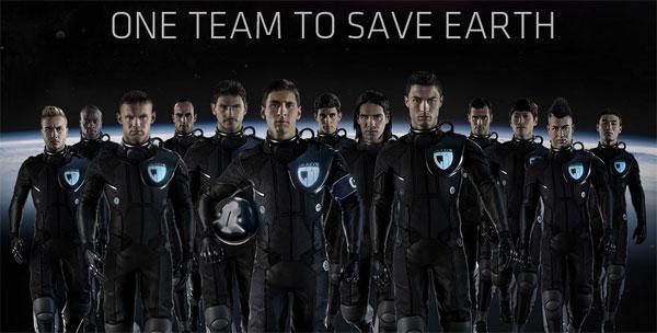 one-team-save-earth-2013