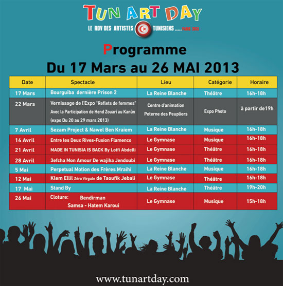 programme-tun-art-day